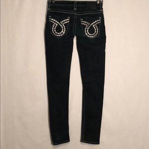 """Big Star """"Jena"""" Skinny Jeans"""